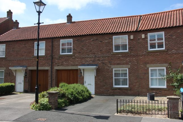 Thumbnail Town house for sale in Wilkinsons Court, Easingwold