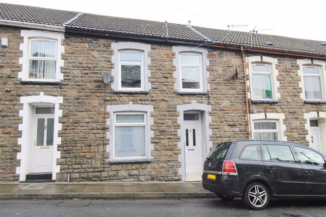 3 bed terraced house to rent in Maddox Street, Blaenclydach, Tonypandy CF40