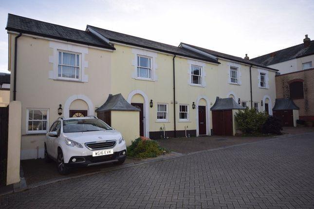 Thumbnail Property to rent in Pannier Mews, Bideford, Devon
