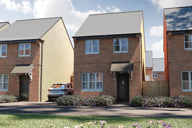 """Thumbnail Detached house for sale in """"The Studland"""" at Heath Lane, Lowton, Warrington"""