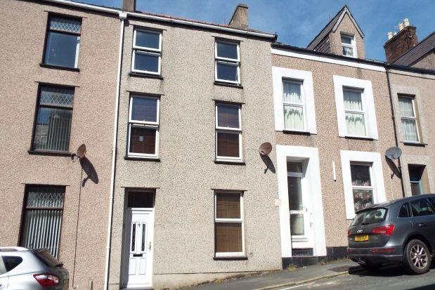 Thumbnail Property to rent in Thomas Street, Caernarfon