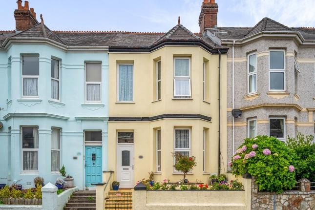 Thumbnail Terraced house for sale in St Judes, Plymouth, Devon