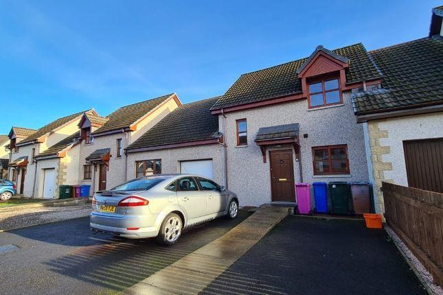 3 bed terraced house to rent in Fogwatt Lane, Elgin, Moray IV30