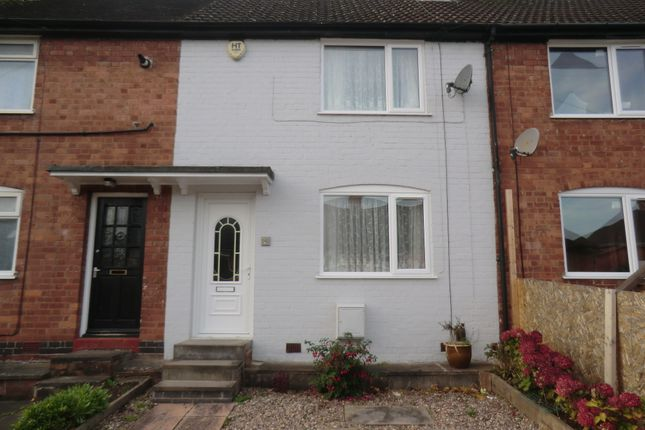 Thumbnail Terraced house for sale in Cornwall Road, Coventry