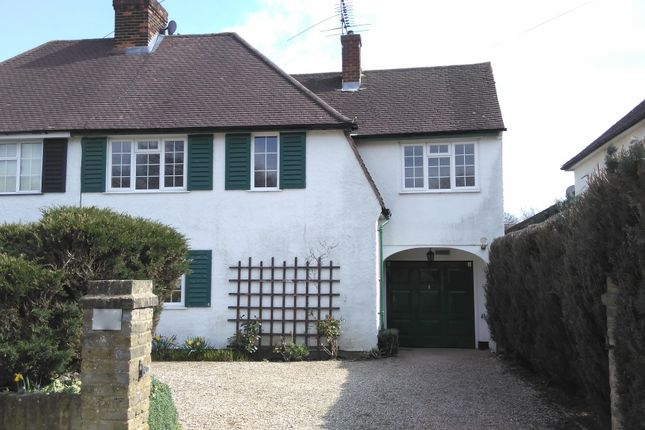 Thumbnail Semi-detached house to rent in The Parkway, Iver