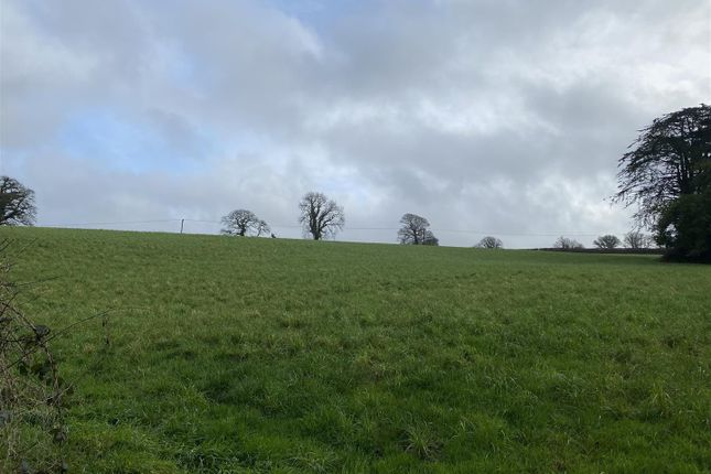 Land for sale in Valley Farm, Valley Road, Narberth