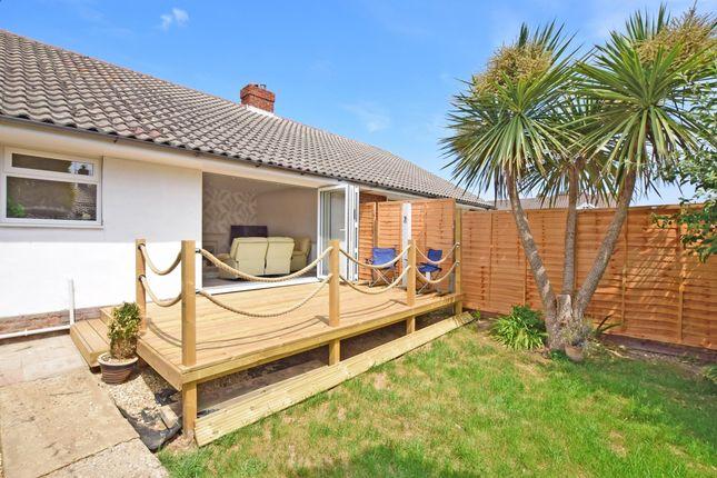 Thumbnail Bungalow to rent in Pine Trees Close, Angmering, Littlehampton