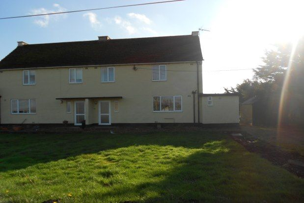 Thumbnail Property to rent in Oulsham Drove, Thetford