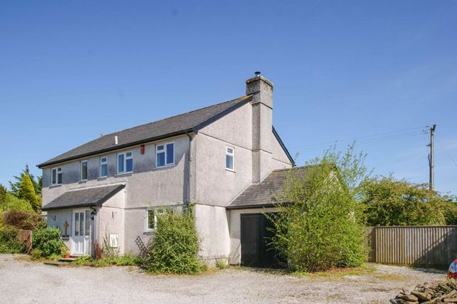 4 bed detached house for sale in Dousland, Yelverton PL20