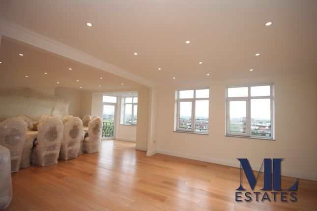 Thumbnail Flat for sale in Palace Court, Finchley Road, Hampstead