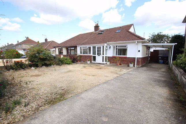 Thumbnail Semi-detached bungalow for sale in Fulford Road, Trowbridge, Wiltshire