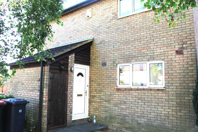 Thumbnail Flat to rent in Conway Close, Houghton Regis, Dunstable