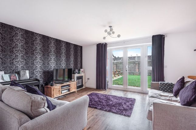 Thumbnail Semi-detached house for sale in Guardians Way, Milton, Portsmouth