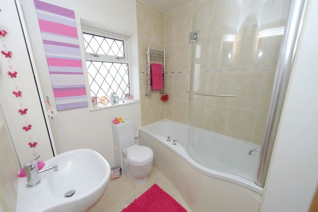 Bathroom of Brookbank Avenue, Brockwell, Chesterfield S40