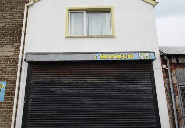 Thumbnail Warehouse for sale in Eglinton Lane, Portrush, County Londonderry