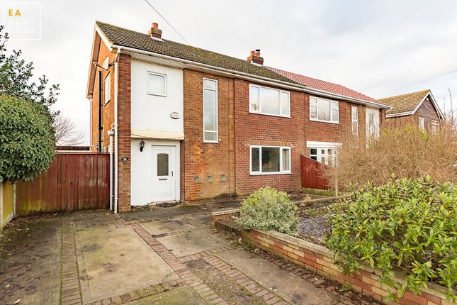 Thumbnail Semi-detached house to rent in High Leys Road, Bottesford, Scunthorpe