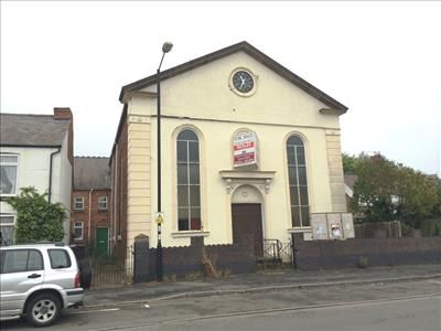 Thumbnail Commercial property to let in Former United Reformed Church, Coleshill Road, Chapel End, Nuneaton, Warwickshire
