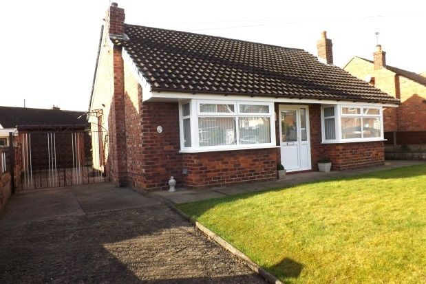 Thumbnail Bungalow to rent in Chorleys Lane, Widnes