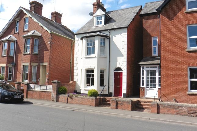 Thumbnail Detached house for sale in Shaftesbury Road, Salisbury