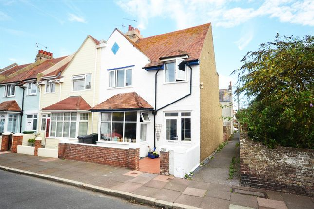 Thumbnail Semi-detached house for sale in Sidley Road, Eastbourne
