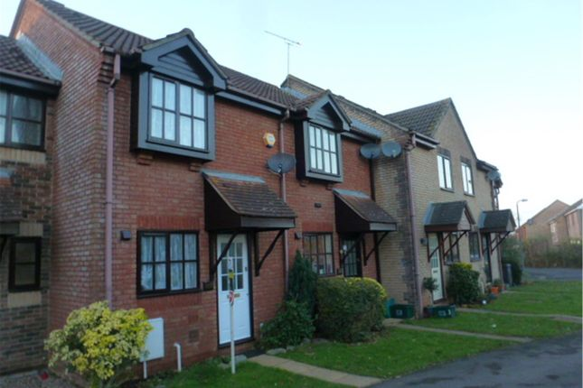 Thumbnail Terraced house to rent in Long Croft, Yate, Bristol