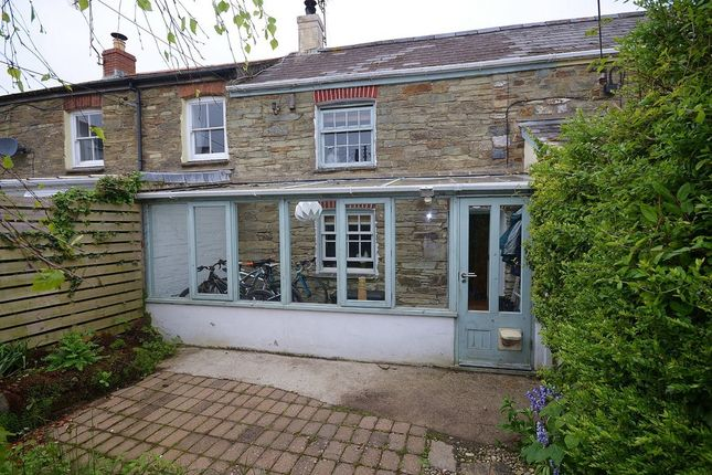 Thumbnail Terraced house for sale in Goonbell, St. Agnes