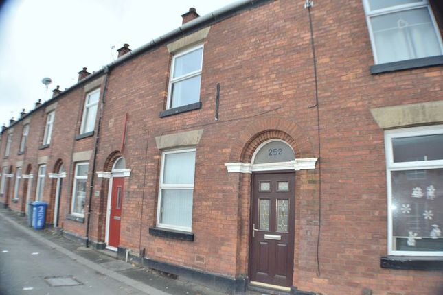Thumbnail Terraced house to rent in Market Street, Hyde