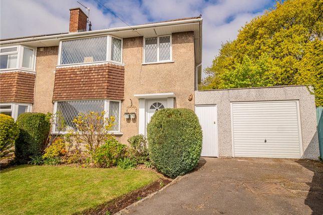 Thumbnail Semi-detached house for sale in Turnham Green, Penylan, Cardiff