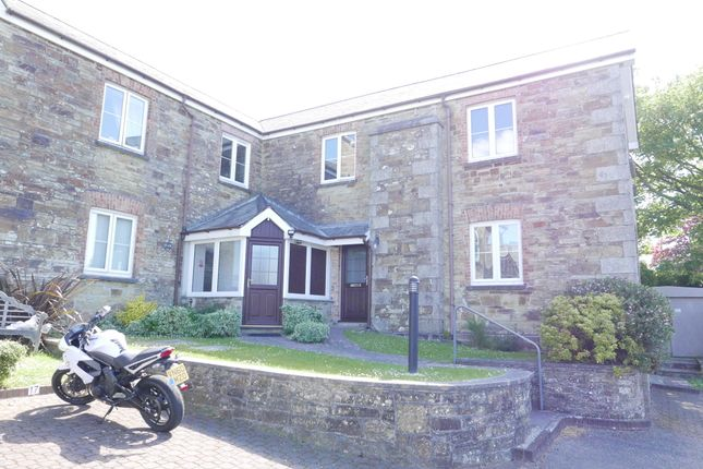 Thumbnail Flat for sale in Cross Lane, Bodmin, Cornwall