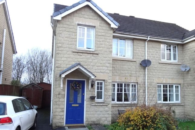 Thumbnail Semi-detached house to rent in St. Georges Close, Colne