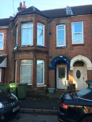 Thumbnail Terraced house to rent in Rigby Road, Southampton