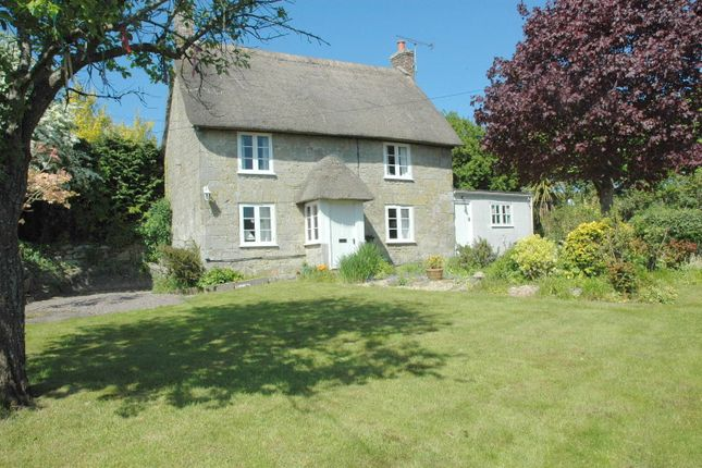 Thumbnail Property for sale in April Cottage, Bosley Hill, Cann, Shaftesbury, Dorset.