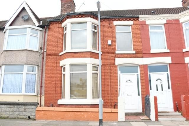 3 bed terraced house to rent in Barndale Road, Mossley Hill, Liverpool L18