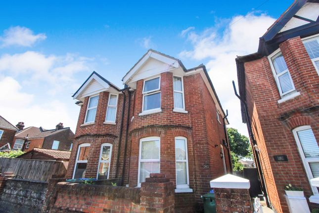 Thumbnail Semi-detached house for sale in Whitelaw Road, Southampton