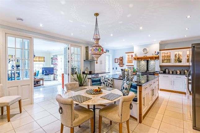 Thumbnail Detached house for sale in Oxford Road, Frilford Heath, Abingdon, Oxfordshire