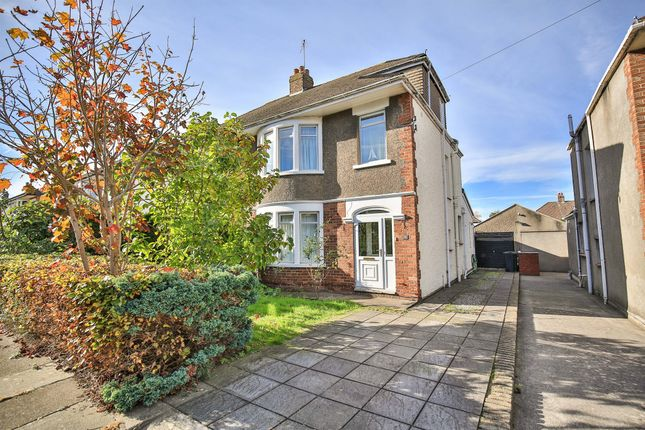 Thumbnail Semi-detached house for sale in St Brioc Road, Heath, Cardiff