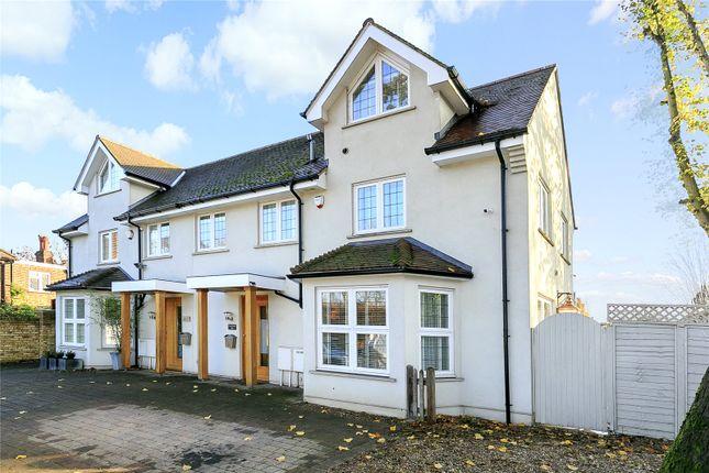 Thumbnail Semi-detached house for sale in Kew Road, Kew, Surrey