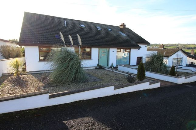 Thumbnail Bungalow for sale in Donegall Gardens, Whitehead, Carrickfergus