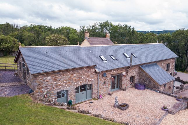 Thumbnail Barn conversion for sale in Sunnyview, Argoed, Blackwood