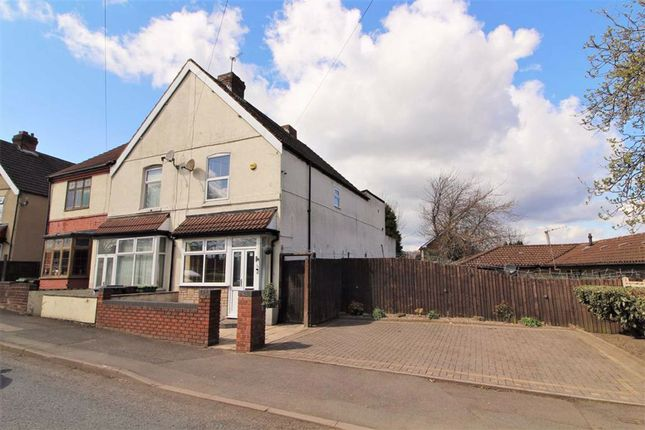 2 bed semi-detached house for sale in Shaw Road, Coseley, Bilston WV14