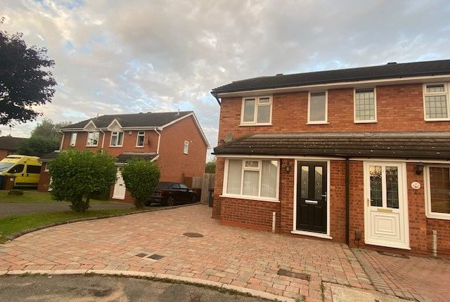2 bed semi-detached house to rent in Flinn Close, Lichfield, Staffordshire WS14