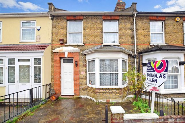 Thumbnail Terraced house for sale in Spencer Road, Ilford, Essex