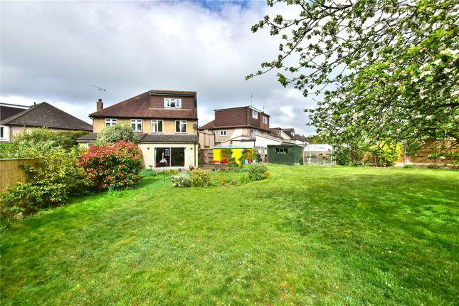 Garden of Bateman Road, Croxley Green, Hertfordshire WD3