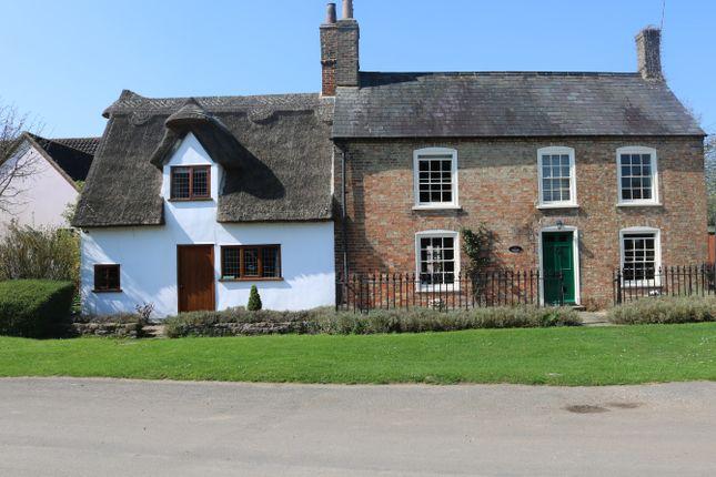 Thumbnail Detached house to rent in High Street, Molesworth, Huntingdon, Cambridgeshire
