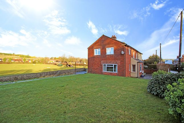 Thumbnail Semi-detached house for sale in Hungerford Hill, Lambourn, Hungerford