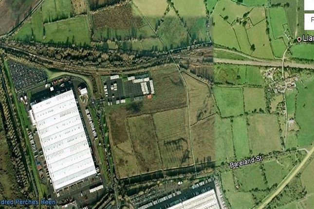 Thumbnail Land to let in Gwent Euro Park, Magor