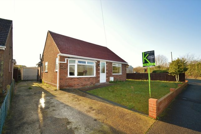 Thumbnail Detached bungalow for sale in Humber Doucy Lane, Rushmere St. Andrew, Ipswich