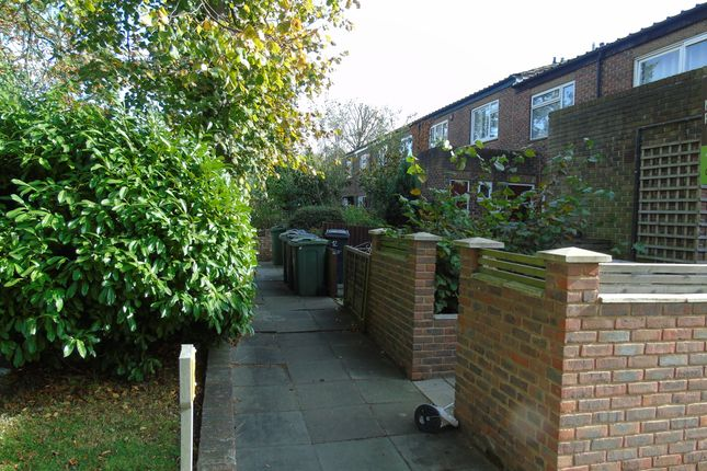 Thumbnail Terraced house to rent in Goodman, London