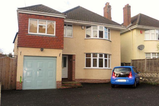 Thumbnail Detached house for sale in Trewartha Park, Weston Super Mare