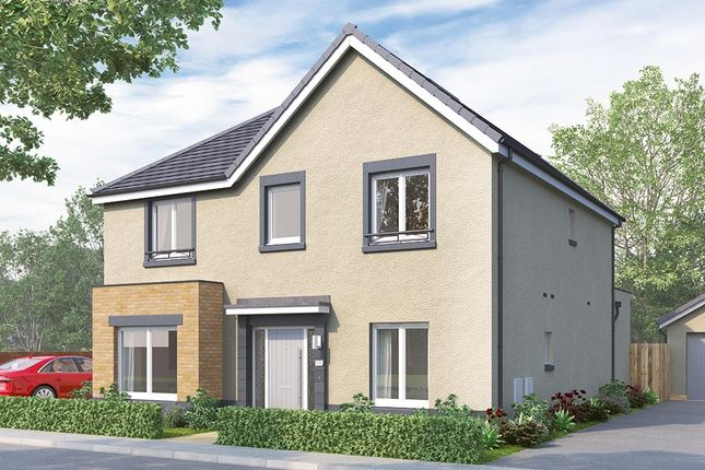 "Thumbnail Detached house for sale in ""The Tetbury"" at Brora Crescent, Hamilton"